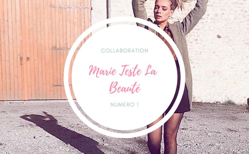 Collab #1: Marie Teste laBeauté