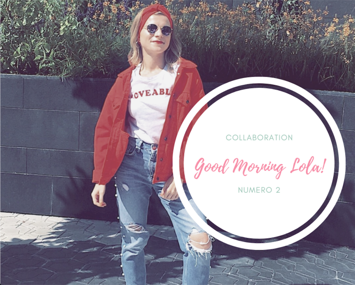 Collab #2: Good Morning by Lola!